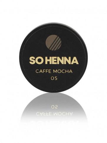 SO HENNA Brow Henna Colore - 05 Caffè Mocha