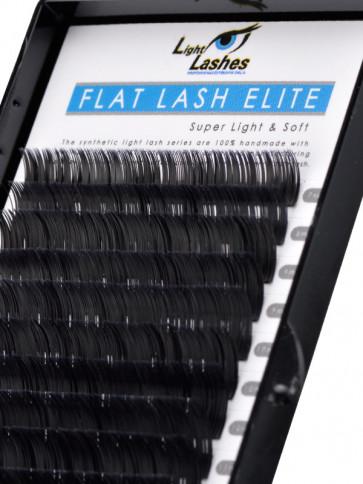 Flat Lash Elite B-curl silk nere