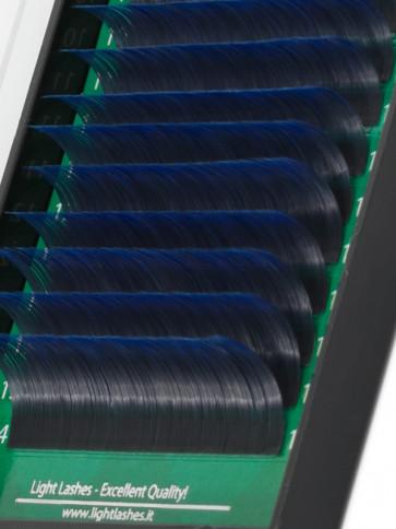Mink Exclusive 2Tone (nero+blu) B-curl