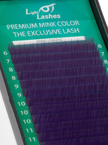 Mink Exclusive purple L+-curl