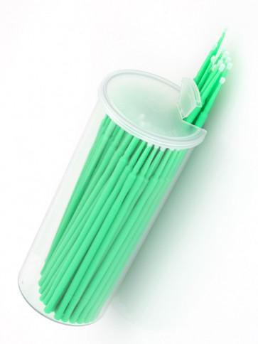 """Pennellini Microbrush """"S"""" con punta sottile da 100 pz"""