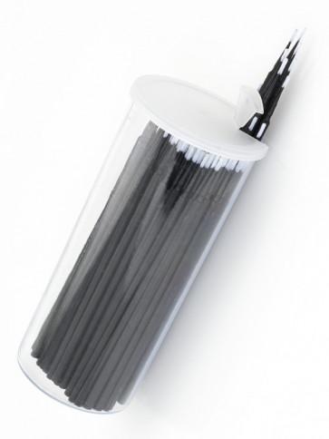 "Pennellini Microbrush ""U-S"" con punta ultra sottile da 100 pz"