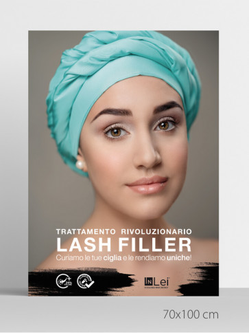 "Poster ""Lash Filler"" 70x100"