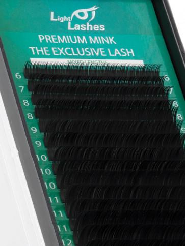 """Premium Mink """"Exclusive"""" 18 STRISCE CC-curl"""