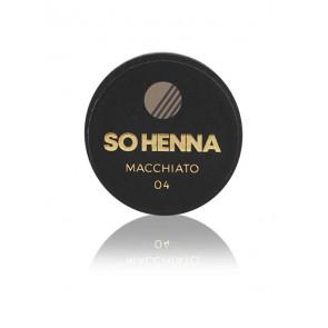 SO HENNA Brow Henna Colore - 04 Macchiato