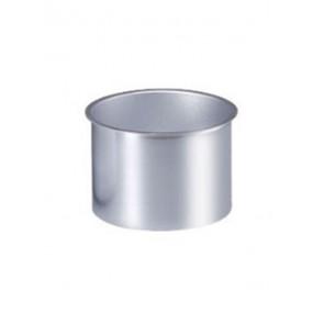 Pentolino di ricambio in alluminio per scaldacera InLei
