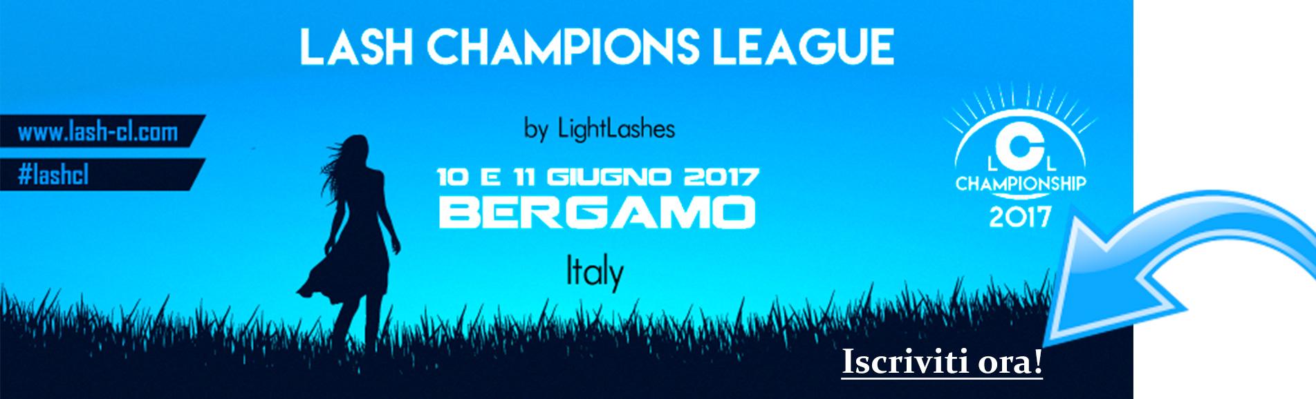 Campionato internazionale dell'extension delle ciglia